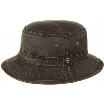 Stetson Drasco bucket hat in the group Men / Headwear / Hats at Sivletto - Skylark AB (w11678)