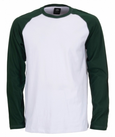 Dickies Lake Worth Bottle Green in the group Clearance / Men / T-shirts at Sivletto - Skylark AB (w11681)