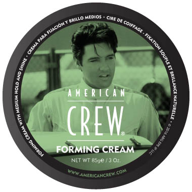 American Crew The King Forming Cream in the group Hair and skincare / Pomade / Water soluble pomade at Sivletto - Skylark AB (w11709)