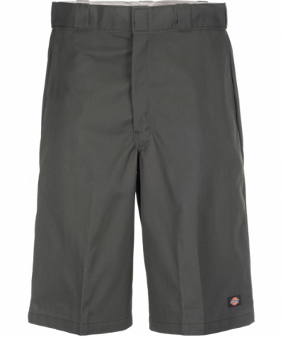 Dickies 13 inch Multi-Pocket Work Shorts Olive Green in the group Men / Shorts at Sivletto - Skylark AB (w11719)
