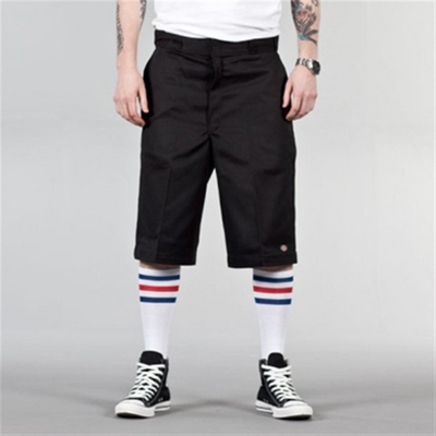Dickies Work Shorts black in the group Men / Shorts at Sivletto (w1178)