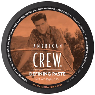 American Crew The King Defining Paste in the group Grooming / Pomade at Sivletto - Skylark AB (w11833)