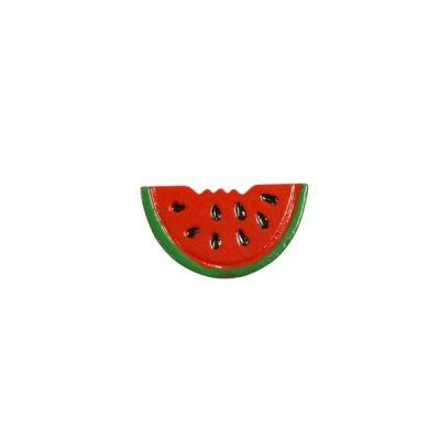 Collectif Watermelon Fruit Brooch in the group Clearance / Women / Misc at Sivletto - Skylark AB (w11864)