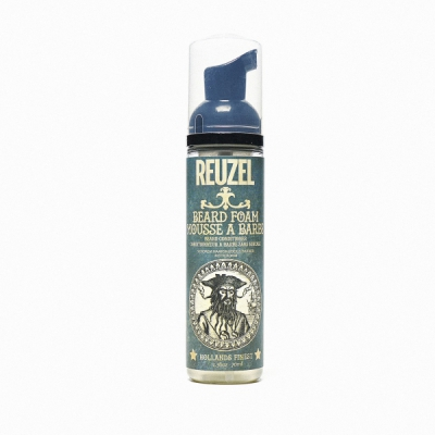 Reuzel Beard Foam in the group Hair and skincare / Mustache and beard at Sivletto - Skylark AB (w11910)