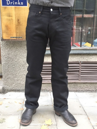 KOI Simon Selvage Dry Black in the group Clearance / Men / Pants at Sivletto - Skylark AB (w11975)
