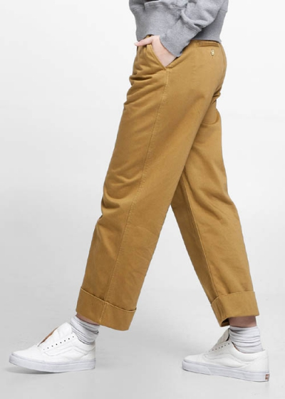 KOI Daria Tobacco Chinos in the group Clearance / Women / Pants at Sivletto - Skylark AB (w12024)
