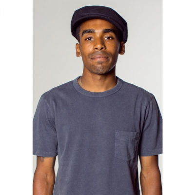 Brixton Seth Snap Cap Black in the group Men / Headwear / Flat caps at Sivletto - Skylark AB (w12032)