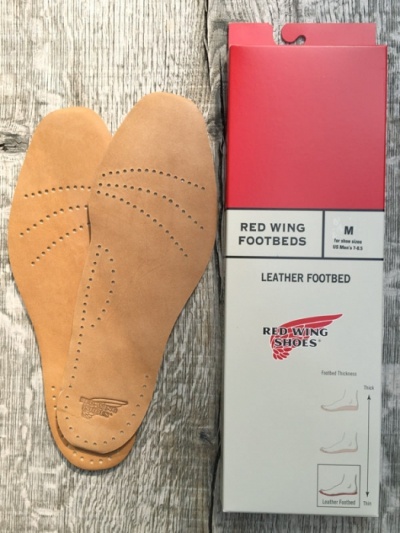 Red Wing Leather Footbead in the group Unionville / Made in USA at Sivletto (w12148)
