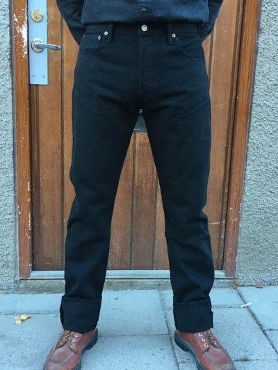Levi's 501 Original Fit Black in the group Clearance / Men / Pants at Sivletto - Skylark AB (w12160)