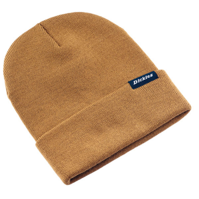 Dickies Alaska Brown Duck Beanie in the group Men / Headwear at Sivletto - Skylark AB (w12183)