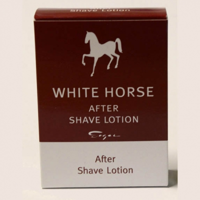 White Horse After Shave Lotion in the group Hair and skincare / Shaving / Aftershave at Sivletto - Skylark AB (w12213)