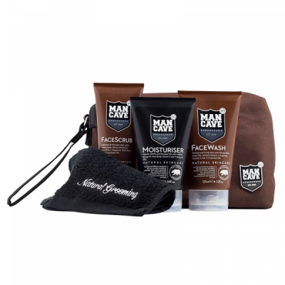 ManCave Wash Bag Set in the group Hair and skincare / Face & Body at Sivletto - Skylark AB (w12258)