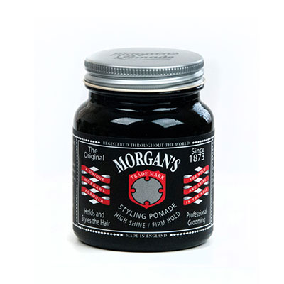 Morgan's High Shine Firm Hold in the group Hair and skincare / Pomade at Sivletto - Skylark AB (w12362)