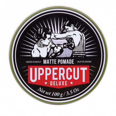 Uppercut Matt Pomade in the group Hair and skincare / Pomade / Water soluble pomade at Sivletto - Skylark AB (w12366)