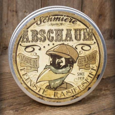 Schmiere Shaving Soap Abschaum in the group Hair and skincare / Shaving at Sivletto - Skylark AB (w12384)