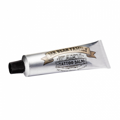 Mr Bear Tattoo Balm in the group Hair and skincare / Body & Bath at Sivletto - Skylark AB (w12427)