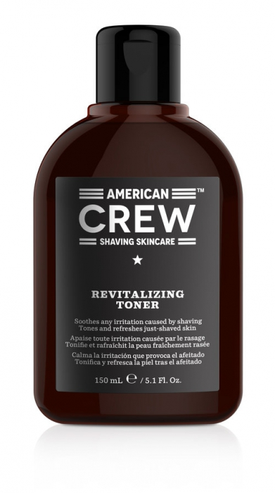 American Crew Revitalizing Toner 150ml in the group Grooming / Shaving / Aftershave at Sivletto - Skylark AB (w12529)