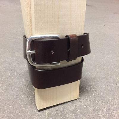 Lee Belt Dark Brown in the group Clearance / Men / Misc at Sivletto - Skylark AB (w12595)