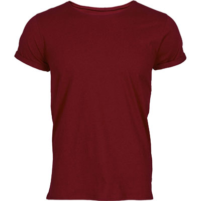 Resteröds Jimmy red tee in the group Clearance / Men / T-shirts at Sivletto - Skylark AB (w12599)