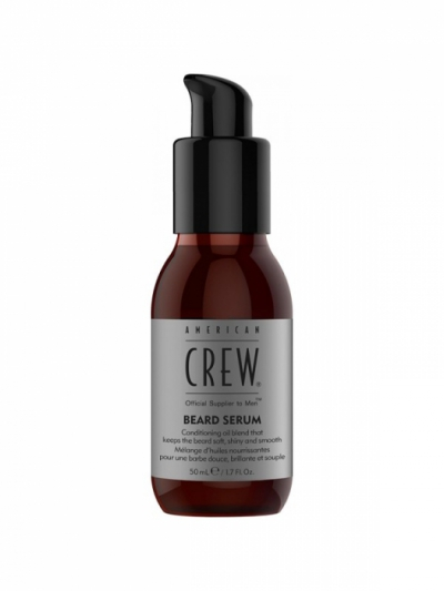 American Crew Beard Serum in the group Hair and skincare / Mustache and beard / Beard oil at Sivletto - Skylark AB (w12610)