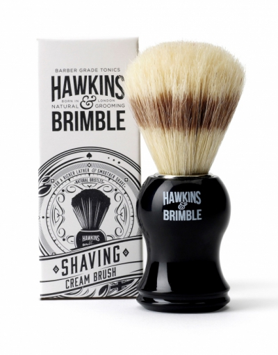 Hawkins & Brimble Shaving Brush in the group Grooming / Shaving / Shaving brushes at Sivletto - Skylark AB (w12698)
