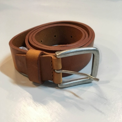 Wrangler Metro chino cognac belt in the group Sale! / Men / Misc at Sivletto - Skylark AB (w12721)