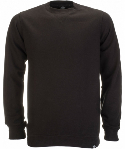 Dickies Washington Black Sweatshirt in the group Clearance / Men / Sweaters at Sivletto - Skylark AB (w12739)