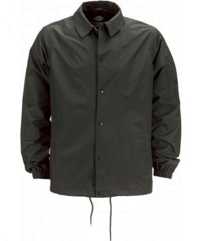 Dickies Torrance Coach Jacket Dark Olive in the group Clearance / Men / Jackets at Sivletto - Skylark AB (w12765)