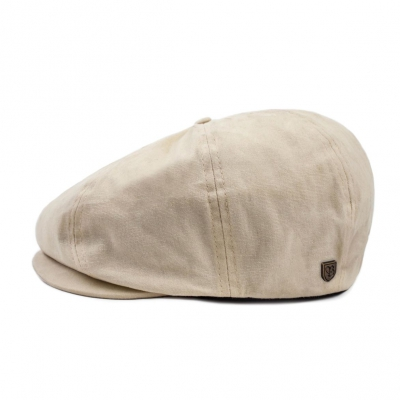 Brixton Brood snap cap offwhite in the group Men / Headwear / Flat caps at Sivletto - Skylark AB (w12829)