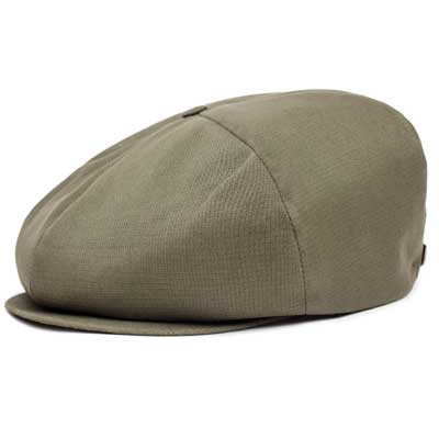 f217ec7e Brixton Ollie cap army in the group Men / Headwear / Flat caps at Sivletto -