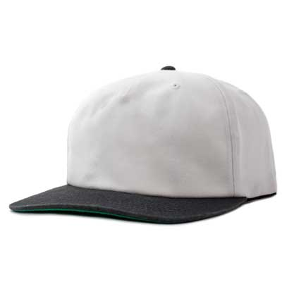 Brixton Outfield cap offwhite/black in the group Men / Headwear / Trucker/baseball caps at Sivletto - Skylark AB (w12834)