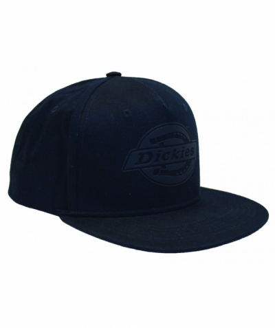 Dickies Oakland Black Cap in the group Men / Headwear / Trucker/baseball caps at Sivletto (w12845)
