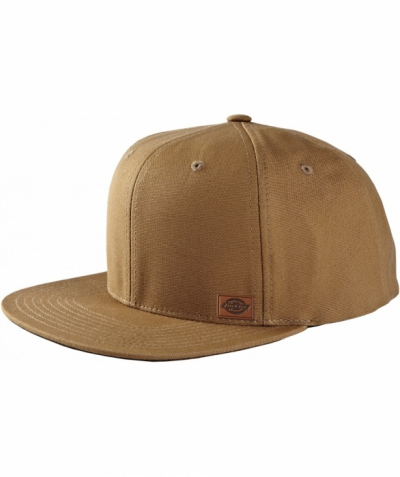 Dickies Minnesota Brown Duck Cap in the group Men / Headwear / Trucker/baseball caps at Sivletto - Skylark AB (w12854)