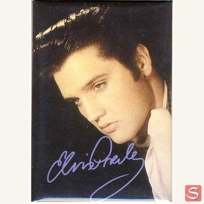 Elvis magnet portrait in the group Clearance / Misc at Sivletto (w1393)
