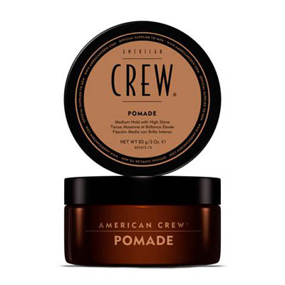 American crew Pomade in the group Hair and skincare / Pomade / Medium pomada at Sivletto - Skylark AB (w1640)