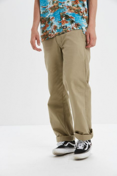 Dickies 874 Work Pant Khaki in the group Pants at Sivletto (w2011)
