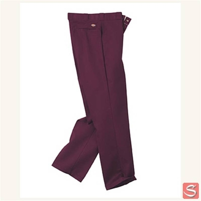 Dickies 874 Work Pant Maroon in the group Clearance / Men / Pants at Sivletto - Skylark AB (w2025)