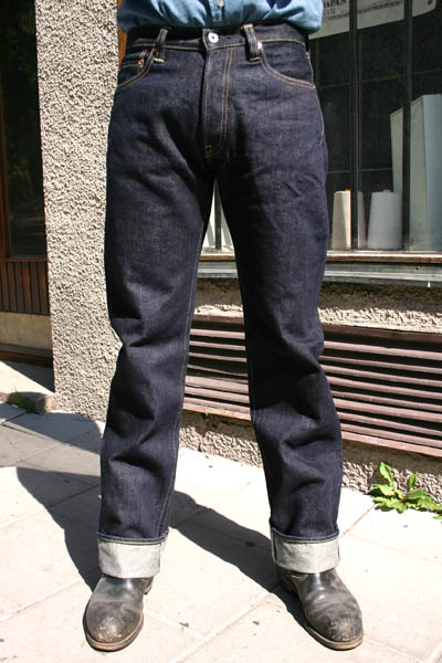 Iron Heart IH-634S 21oz in the group Unionville / Jeans at Sivletto (w2088)