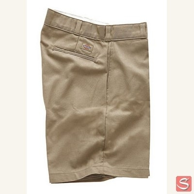 Dickies Work Shorts Khaki in the group Clearance / Men / Misc at Sivletto (w2187)