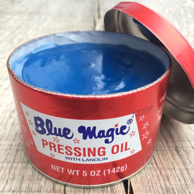 Blue Magic Pressing Oil 5 Oz