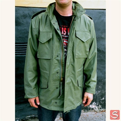 competitive price 0673d 3d7bf Alpha Industries Inc. M-65 Field Jacket Olive | Sivletto