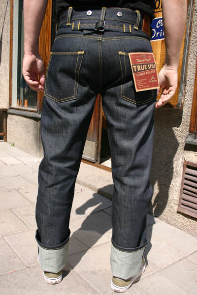 Pike Brothers 1937 Roamer Pant in the group Denim / Jeans at Sivletto (w2810)