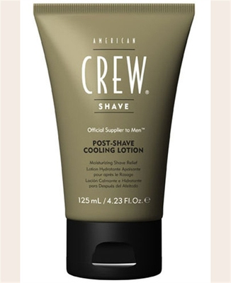 American crew Post-shave cooling lotion in the group Hair and skincare / Shaving / Aftershave at Sivletto - Skylark AB (w3091)