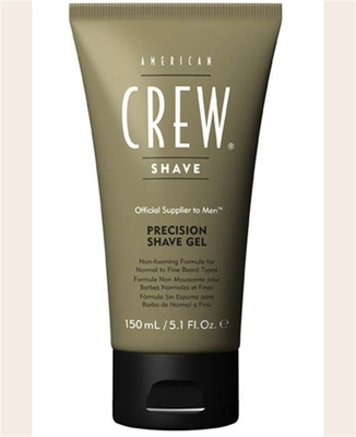 American Crew Precision shave gel in the group Hair and skincare / Shaving / Shaving soap, oil and cream at Sivletto - Skylark AB (w3092)