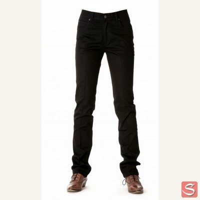 Tight prest black in the group Clearance / Women / Pants at Sivletto (w3617)