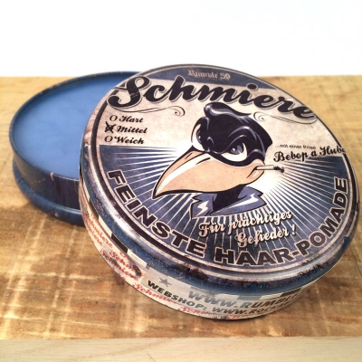 Schmiere - Pomade Mittel in the group Hair and skincare / Pomade / Oil based pomade at Sivletto - Skylark AB (w3747)