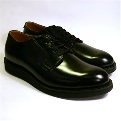Red Wing Style No. 101 Postman Oxford Black in the group Made in USA at Sivletto (w3837x)