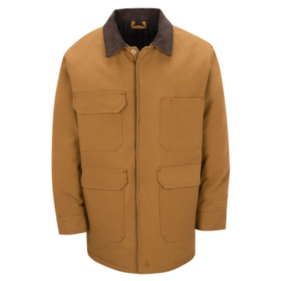Red Kap Chore coat blended duck  in the group Sale! / Men / Jackets at Sivletto - Skylark AB (w4069)