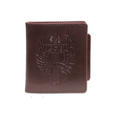 Loser Machine Deuce Wallet brown in the group Men / Accessories at Sivletto (w4093)