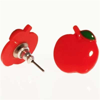 Earring apple in the group Women / Jewelry at Sivletto (w4186)